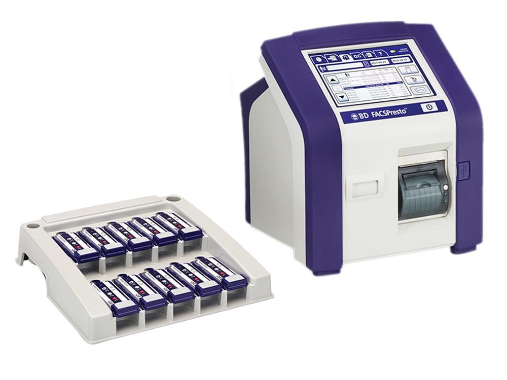 BD FACSPresto™ product image.