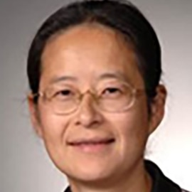 Portrait of Dr. Wang for product testimonial.